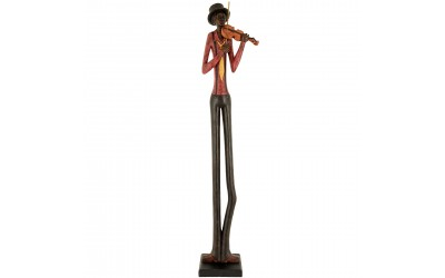 Jazz Band Violinist Ornament