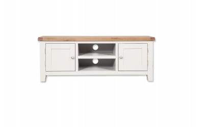 Perth Painted Grey Plasma TV Unit