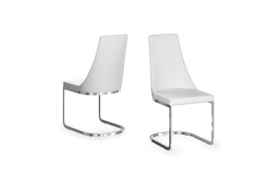 Christina Dining Chair White