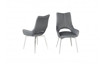 Spumante Dining Chair Grey