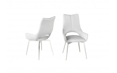 Spumante Dining Chair White